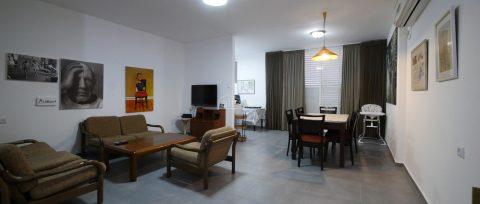 Просторные пятикомнатные апартаменты в Нетании
