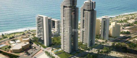 3-х, 4-х, 5-тикомнатные квартиры в новом комплексе в Нетании