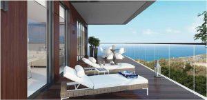 Красивое жилье для комфортного проживания на берегу лучшего курорта