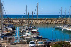 Яхт-порт в Герцлии