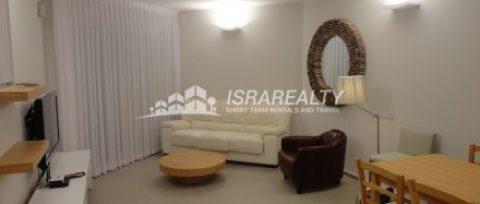 Двухкомнатные апартаменты в комплексе Виладж (54) в Гецлии
