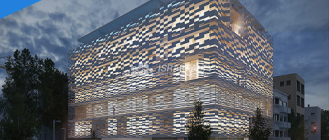 Уникальный эксклюзивный проект в центре Тель-Авива