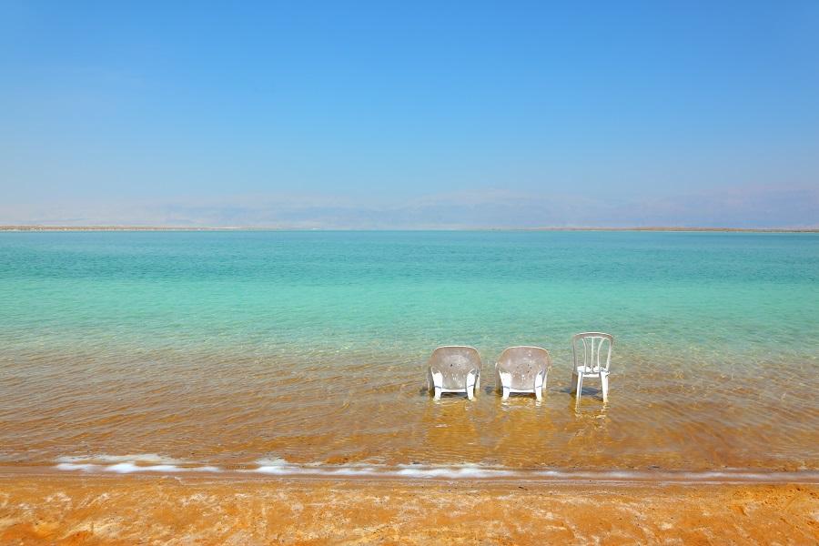 пляжи мертвого моря в израиле