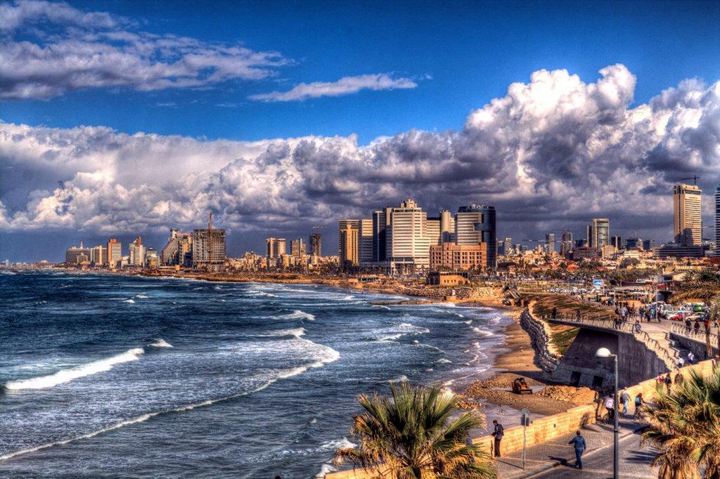 города для русских в израиле