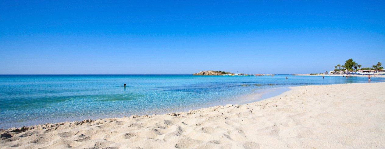 пляжи айя напы