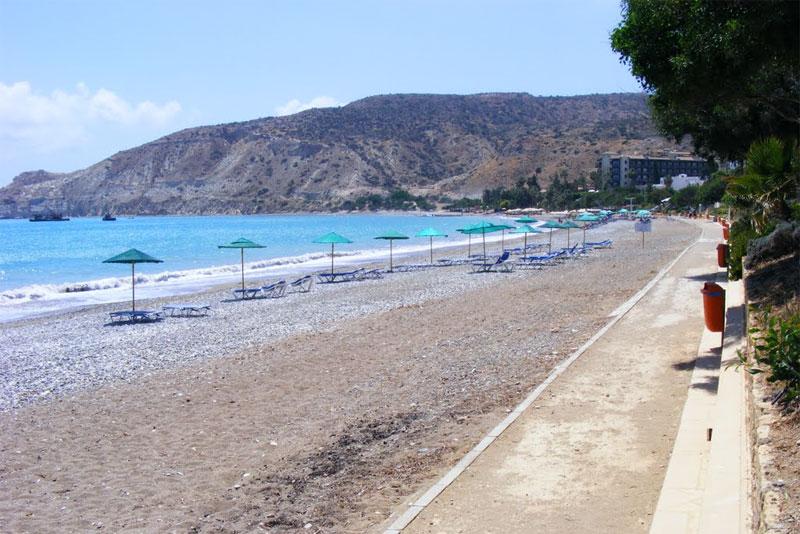 пляж писсури кипр