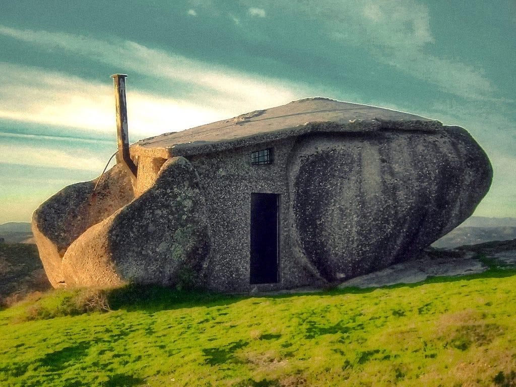 дом камень португалия